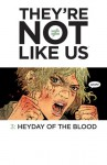 They're Not Like Us #3 - Eric Stephenson, Simon Gane, Jordie Bellaire