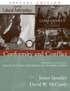 Conformity and Conflict: Readings to Accompany Miller, Cultural Anthropology - James A. Spradley, David W. McCurdy