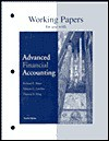 Working Papers For Use With Advanced Financial Accounting - Richard E. Baker, Valdean C. Lembke, Thomas E. King