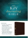 KJV Journaling Bible: - Compiled by Barbour Staff