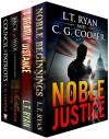 Noble Justice: Jack Noble & Corps Justice Bundle - L.T. Ryan, C. G. Cooper