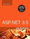 ASP.Net 3.5 Unleashed [With CDROM] - Stephen Walther