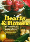 Hearts and Homes: How Creative Cooks Fed the Soul and Spirit of America's Heartland, 1895-1939 - Rae Katherine Eighmey