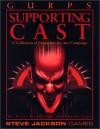 Gurps Supporting Cast: A Collection of Characters for Any Campaign - Nigel Findley