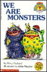 We Are Monsters - Mary Packard, John Magine