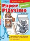 Paper Playtime Animals - Kumon Publishing
