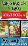 Agnes Barton In Tawas Box Set, An Agnes Barton Senior Sleuths Mystery series (Books 4-6) - Madison Johns