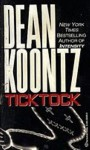 Ticktock [Cd] Library Edition - Dean Koontz