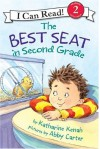 The Best Seat in Second Grade - Katharine Kenah, Abby Carter