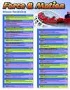 Science Vocabulary: Force and Motion Chart - Mark Twain Media