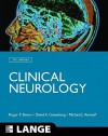 Clinical Neurology (LANGE Clinical Medicine) - David A. Greenberg, Roger P. Simon, Michael J. Aminoff