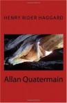 Allan Quatermain - Henry Rider Haggard