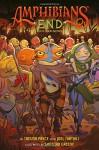 Amphibians' End: A Kulipari Novel - Trevor Pryce, Joel Naftali, Sanford Greene