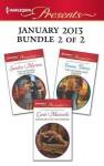 Harlequin Presents January 2013 - Bundle 2 of 2: The Ruthless Caleb WildeBeholden to the ThroneThe Incorrigible Playboy - Sandra Marton, Carol Marinelli, Emma Darcy