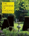 The Gardens of England: Treasures of the National Gardens Scheme - George Plumptre