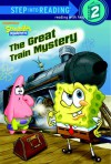 The Great Train Mystery (SpongeBob SquarePants) - David Lewman, Random House