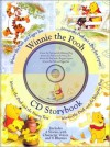 Winnie the Pooh CD Storybook (4-In-1 Disney Audio CD Storybooks) - Walt Disney Company, A.A. Milne, Hinkler Books