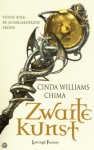 De Scharlakenrode Kroon (Zwarte Kunst, #4) - Cinda Williams Chima, Eisso Post