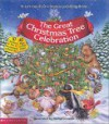 Great Christmas Tree Celebration (Lift-The-Flap Book (Scholastic)) - Melissa A. Torres, Liza Baker