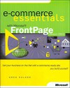 E-Commerce Essentials with Microsoft FrontPage Version 2002 - Greg Holden