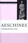 Aeschines (The Oratory of Classical Greece) - Chris Carey
