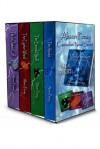 Custodian Novels Boxed Set, Books 1 - 4 - Alison Pensy