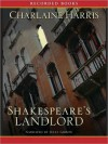 Shakespeare's Landlord (Lily Bard Series #1) - Julia Gibson, Charlaine Harris