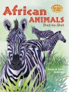 African Animals Dot-to-Dot - Evan Kimble, Lael Kimble