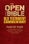 The Open Your Bible Old Testament Commentary: Page by Page (The Open Your Bible Commentary Book 1) - Arthur E. Cundall, H. L. Ellison, Derek Kidner, I. Howard Marshall, David F. Payne, John B. Taylor, J. Stafford Wright, Martin Manser