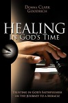Healing in God's Time: Trusting in God's Faithfulness on the Journey to a Miracle - Donna Clark Goodrich