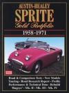 Austin-Healey Sprite 1958-71 Gold Portfolio - R.M. Clarke
