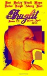THUGLIT Issue 22 - Rob Hart, Robert Hart, Tom Barlow, Matthew J Hockey, Nolan Knight, Joshua D Moyes, William Dylan Powell, Jon Zelazny, Todd Robinson