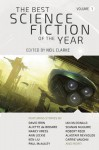 The Best Science Fiction of the Year: Volume One - Neil Clarke