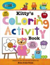 Schoolies: Kitty's Coloring Activity Book - Roger Priddy, Ellen Crimi-Trent