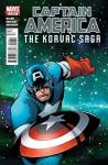 Captain America Korvac Saga #1 Comic Book - Ben McCool