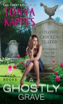 A Ghostly Grave: A Ghostly Southern Mystery - Tonya Kappes