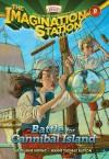 Battle for Cannibal Island - Marianne Hering, Wayne Thomas Batson