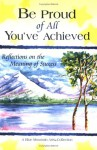 Be Proud of All You've Achieved: Poems on the Meaning of Success: A Collection from Blue Mountain Arts - Gary Morris