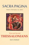 Sacra Pagina: First and Second Thessalonians - Earl J. Richard