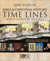 Rose Book of Bible & Christian History Time Lines - Rose Publishing