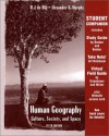 Student Companion to Human Geography - H.J. de Blij