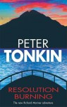 Resolution Burning - Peter Tonkin