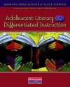 Adolescent Literacy and Differentiated Instruction - Barbara King-Shaver, Alyce Hunter, Carol Ann Tomlinson