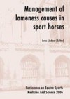Management of Lameness Causes in Sport Horses - Arno Lindner