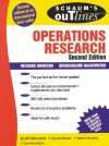 Schaum's Outline of Operations Research - Richard Bronson