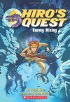 Enemy Rising (Hiro's Quest, No.1) - Tracey West, Craig Phillips