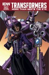 Transformers More Than Meets the Eye #43 - James Roberts