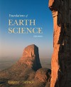 Books a la Carte for Foundations of Earth Science - Frederick K. Lutgens, Edward J. Tarbuck, Dennis Tasa