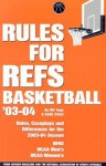Rules for Refs: Basketball - Bill Topp, Keith Zirbel