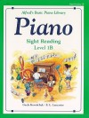 Alfred's Basic Piano Course Sight Reading, Bk 1b - Alfred Publishing Company Inc.
